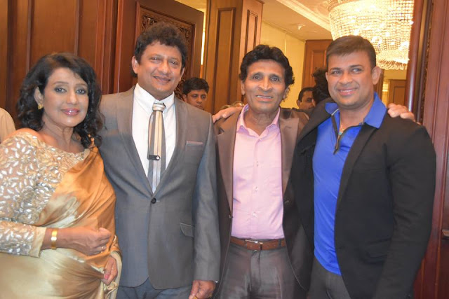 Jeewan Kumaranatunga's 30th wedding anniversary celebration