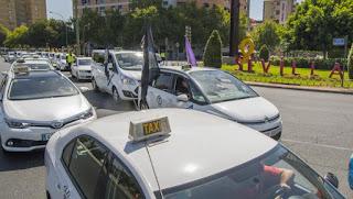 La «app» que pretende abaratar hasta un 60% los viajes en taxi