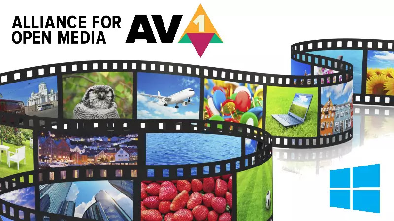 Hardware accelerated AV1 video streaming support coming to Windows 10