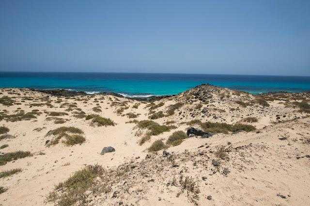 Parque natural duna di Corralejo-Fuerteventura