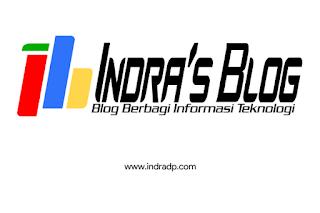 Indra's Blog Ganti Domain Baru Menjadi Indradp.Com