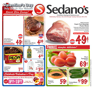 Sedanos weekly ad 2/13/19 - 2/19/19