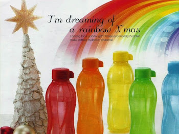 Tupperware |#| I'm Dreaming of a Rainbow Colour