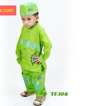 Model Baju Muslim Anak Laki - Laki Modern Terbaru