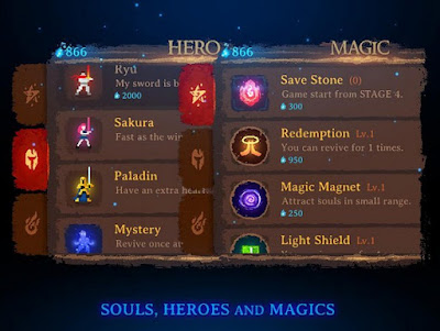 Dark slash hero mod apk latest version