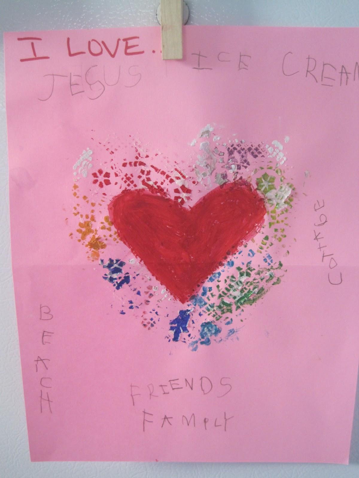 Savvy Spending Preschool Valentine S Crafts And Activities