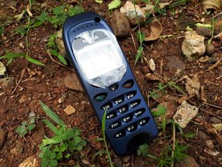 Casing Nokia 6150 Jadul Baru Fullset