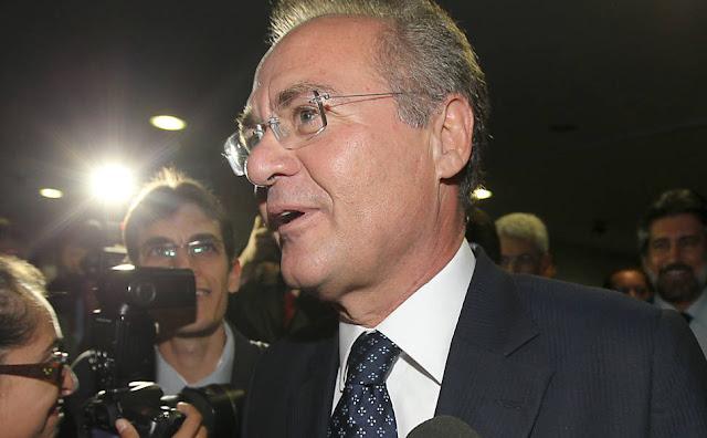Senado decide não cumprir liminar sobre Renan Calheiros e aguardar plenário do STF