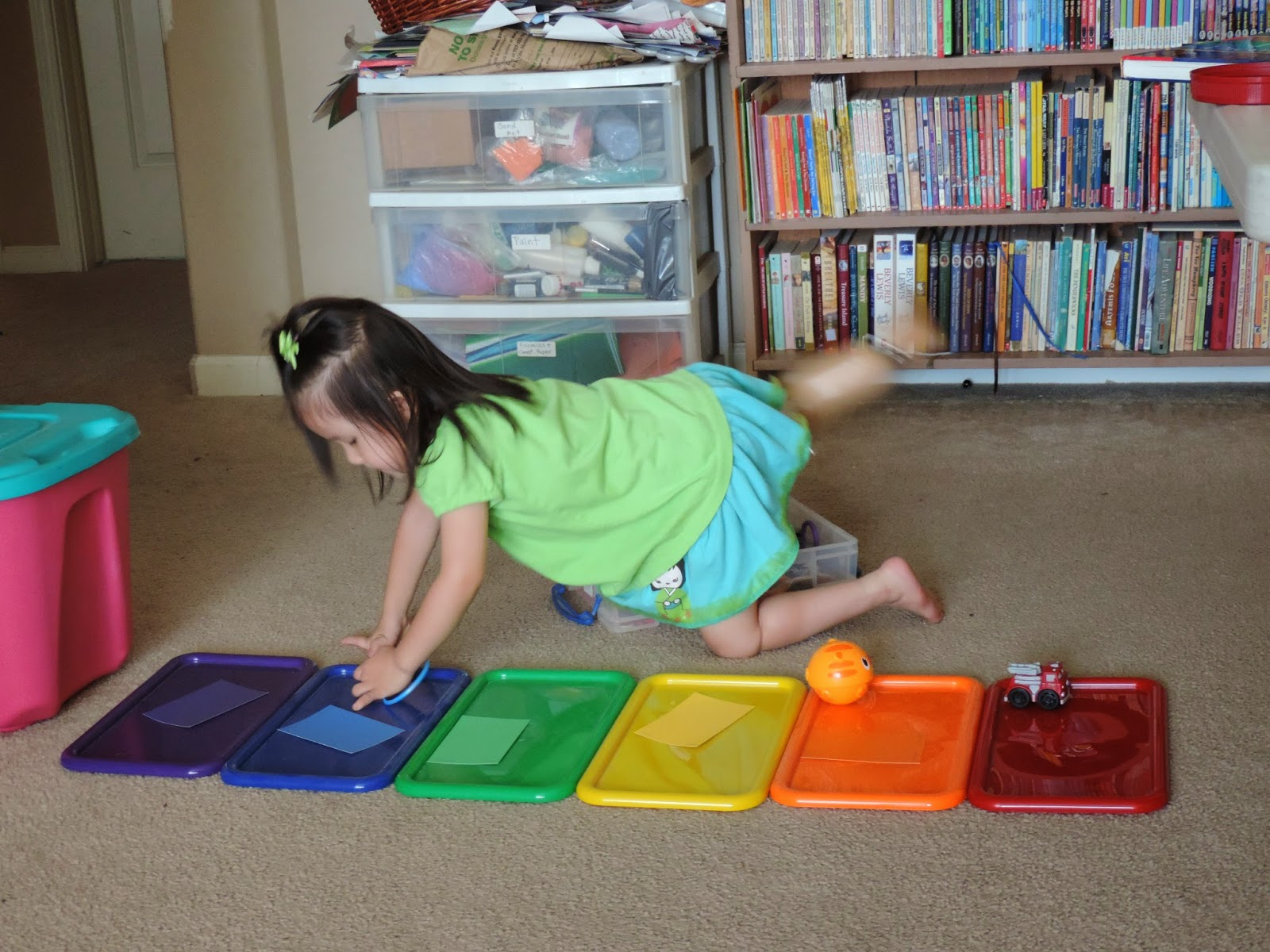 Greatly Blessed Katie S July Tot Trays
