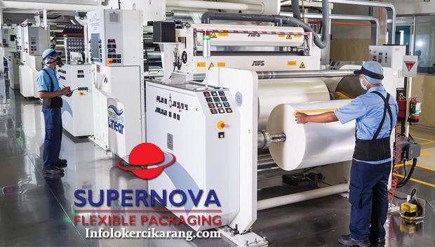 Lowongan Kerja PT. Supernova Flexible Packaging Jababeka