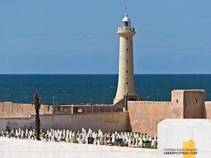 Rabat Three Day Itinerary Cemetery Chouhada