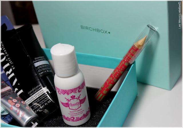 Birchbox janvier 2016 Nouveau Départ - Beauty Protector, Jelly Pong Pong - Les Mousquetettes©