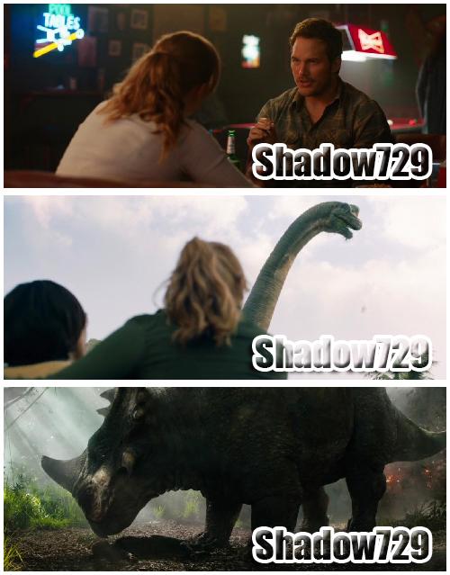 Jurassic World: Fallen Kingdom/El Reino Caído (2018)