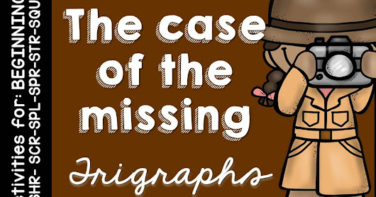 The Missing Thrigraph { Free Pack }