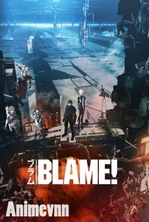 Blame! Movie -  2017 Poster