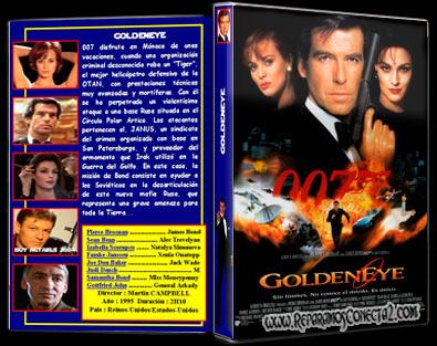 Goldeneye 1995 | Carátula | Cine clásico