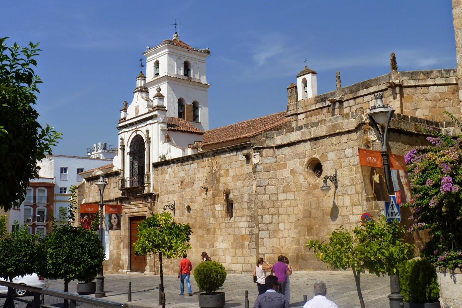 Concatedral de Mérida.