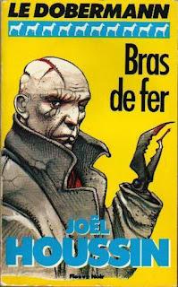 Le Dobermann n°5, couv de Bilal