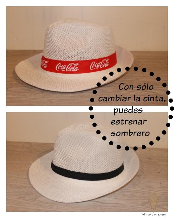 b5867b9c25f MI RINCÓN DE SUEÑOS: DIY Transformar un sombrero de publicidad