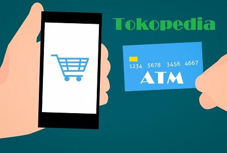Cara Bayar Produk Tokopedia Melalui ATM