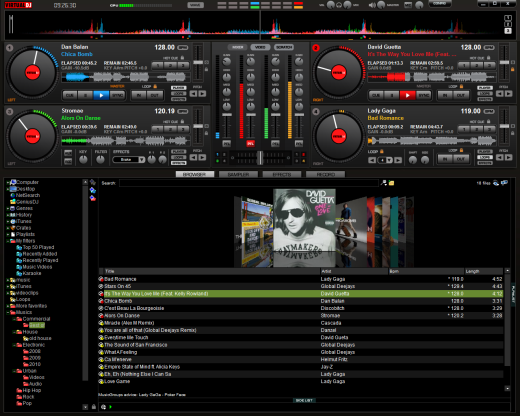 Virtual DJ Pro v7.0.5b