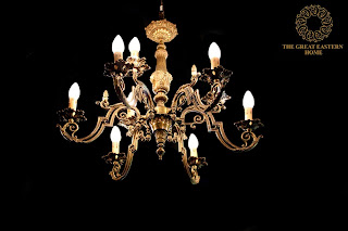 Elegant and stylish Chandeliers from The Great Eastern Home