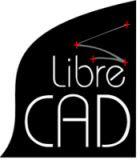 Librecad dxf