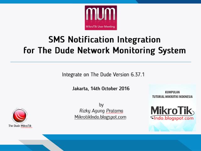 Ikuti Mikrotik User Meeting (MUM) Indonesia - Oktober 2016 – Pusat Pengetahuan
