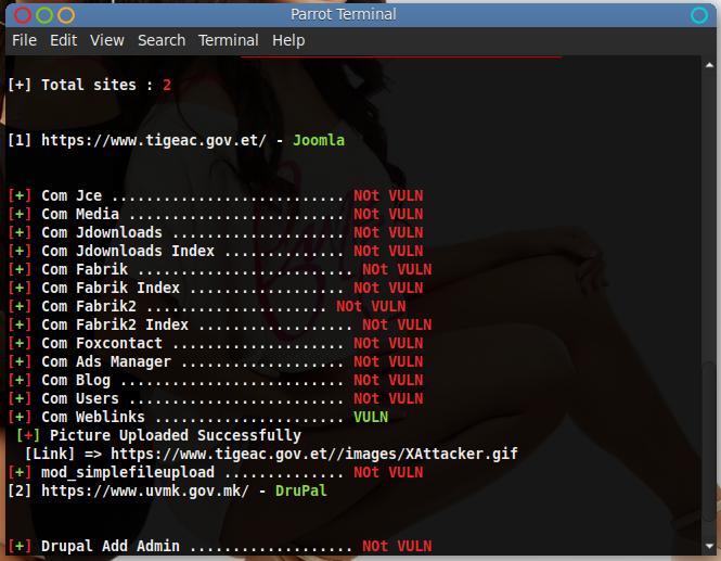 XAttacker Tutorial | Website Vulnerability Scanner & Auto
