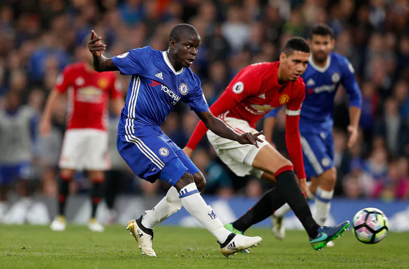 [EPL match] Chelsea 4 - Man Utd 0: Jose Mourinho disgraced at former club