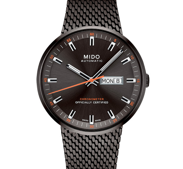Mido Commander Icône (ref. M031.631.33.061.00)