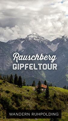 Rauschberg Rundtour Ruhpolding | Wandern Chiemgau