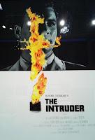 Póster película El intruso