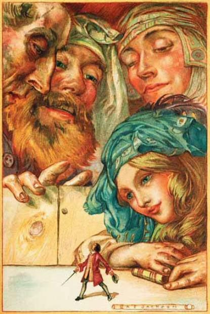 Satire in Jonathan Swift's Gulliver's Travels