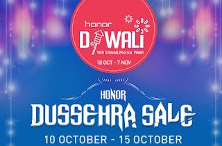 Honor Dussehra offer