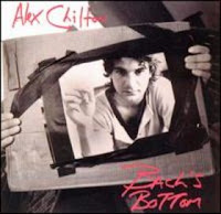 disco ALEX CHILTON - Bach's bottom