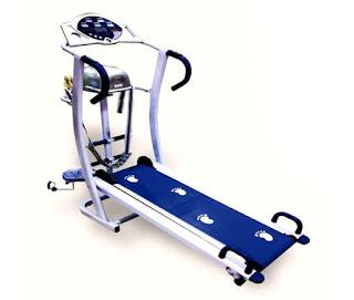 Treadmill Manual 5 Fungsi F 1005 B, Batam, Bandung