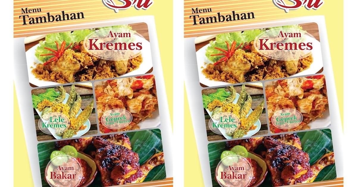 Contoh Desain Banner Makanan Seblak - contoh desain spanduk
