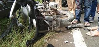 Kecelakaan di Nias Kabupaten Nias