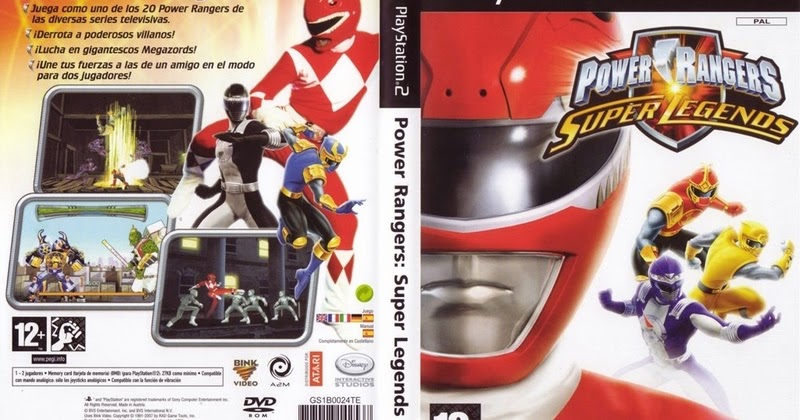 Download game power rangers super legends ps2 full version iso for pc murnia games hack game - Power rangers ryukendo games free download ...