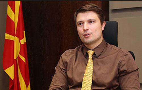Mazedonischer Politiker macht Karriere bei der Telekom Austria