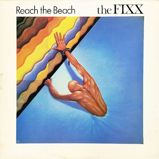 Reach the beach. The Fixx