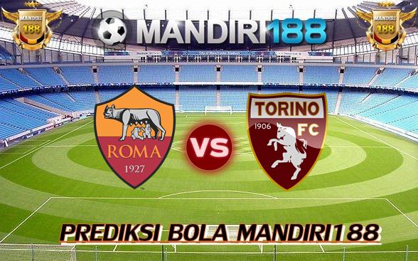 AGEN BOLA - Prediksi AS Roma vs Torino 20 Desember 2017
