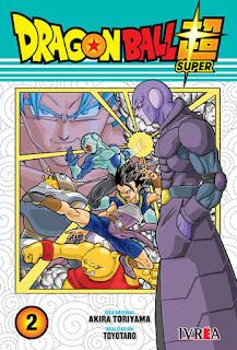 IVREA Dragon Ball Super 02