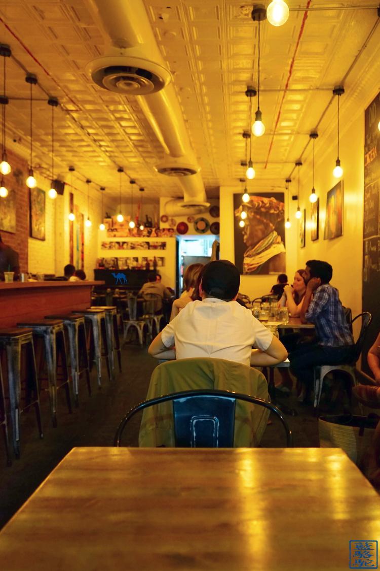 Le Chameau Bleu - Salle de Awash Brooklyn ew York