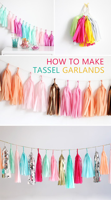 http://pizzazzerie.com/paper-2/diy-how-to-make-your-own-tassel-garland/