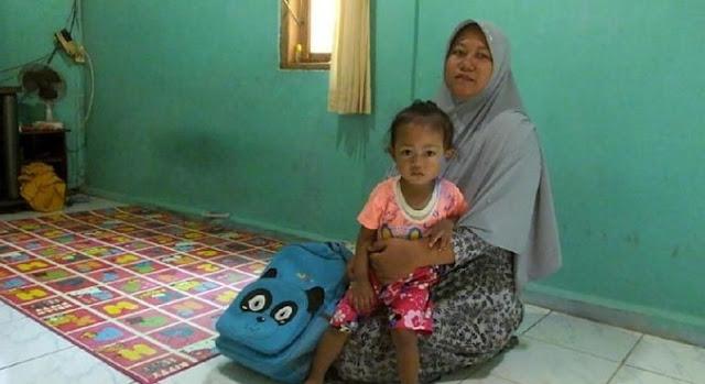 Kisah Perjuangan Seorang Ibu dan 3 Anak Lari dari Kejaran Tsunami Palu