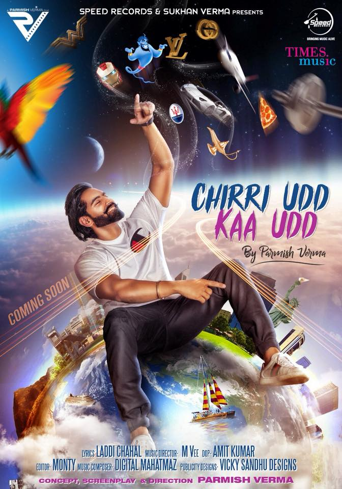 ChirriUdd KaaUdd   Parmish Verma   new song
