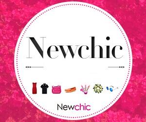 كوبون بقيمة 15% على كل عروض Newchic لفتره محدوده
