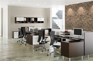 Open Concept Office Interiors